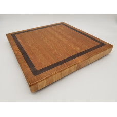 Walnut Border Cherry Butcher Block